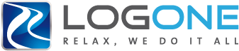LOG ONE logo