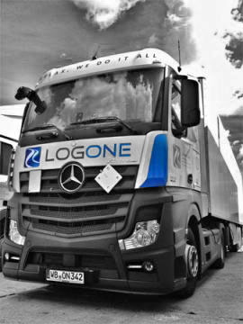 LOG ONE Neuer Actros